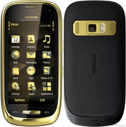 Nokia ORO Dark Unlocked GSM PHONE