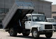Самосвал  на  базе  ГАЗ 3309