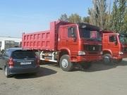 Продам самосвал  Хово,  Howo новые в наличии в Омске ,  6х4 25 тонн ,  2300000 руб, ...