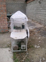 автомат термоусадочной упаковки