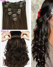 Накладные волосы делюкс 150 гр