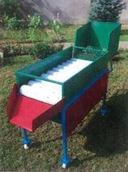 Продается машина для сухой очистки овощей