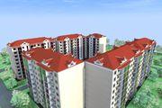 Продается 2 комнатная квартира в г Каспийске в районе Анжи - Арена