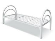 Кровати металлические,  кровати одноярусные для больницы