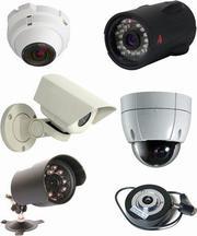 Установки систем видеонаблюдения любой сложности