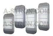 Уличные (консольные) светодиодные светильники (Россия)