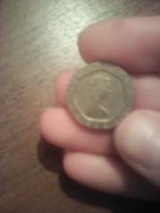 Продам амер,  монету 1982 г,