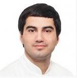 Врач стоматолог. Набиев Кази Шихрагимович.